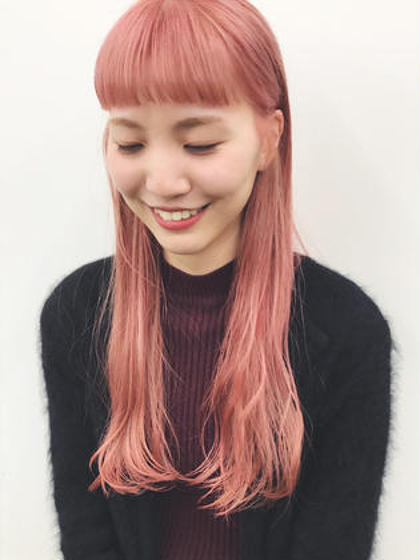 ⭐︎minimo限定⭐︎ 前髪カット(スタイリング付き)