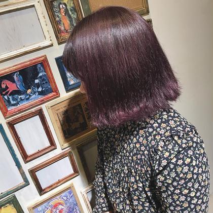 #purple # AlicE所属・ミネギシフウカのスタイル