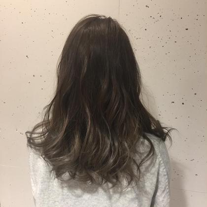 外国人風グラデーションカラー☆ NERO  HAIR AND LIFE STORE所属・yabeharukaのスタイル