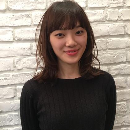 Aimee所属・トップスタイリストユウのスタイル
