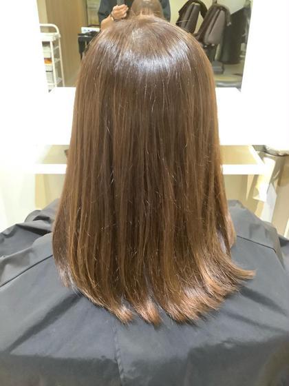 【女性限定】【おしゃれ染めも白髪も対応】カット+カラー(シャンプー、ブロー込み)