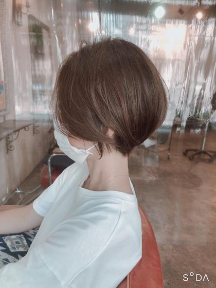 【✨韓国で話題の水トリートメント✨】似合わせカット+ケラスターゼトリートメント+炭酸泉✂️