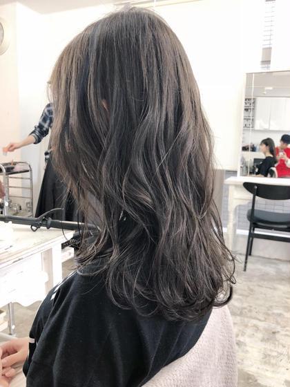 【11月20日限定】新規のお客様限定!前髪カットカラートリートメント