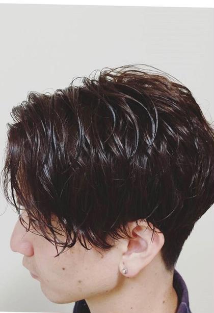 メンズスタイルお任せください♪ hair'sRooM所属・土井佑起のスタイル