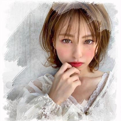 🧡人気NO.1🧡似合わせカット & 艶カラー & 3stepプレミアムトリートメント🐠