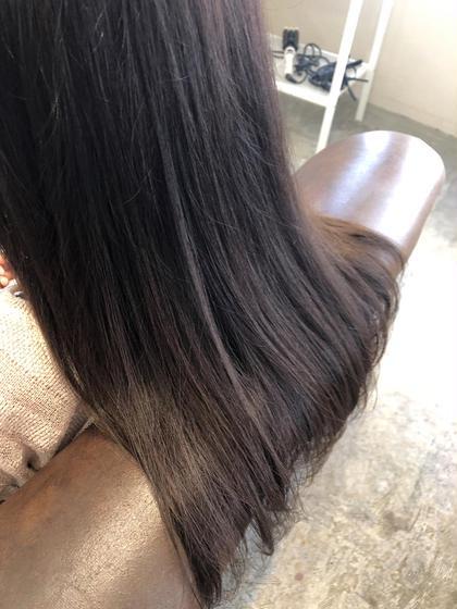 ⭐️似あわせカット+髪質改善コスメストレート+3STEPトリートメント⭐️