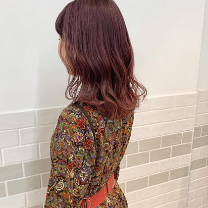 ♡ 【 初回限定 】cut + gradation color ♡