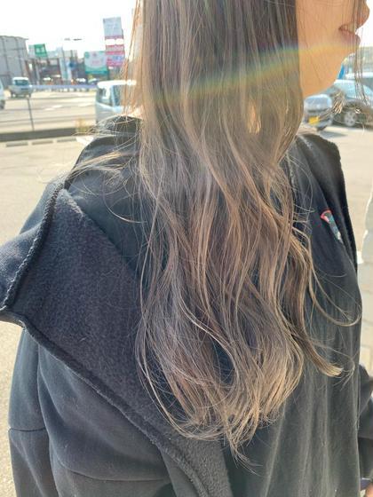 『黒髪卒業』学生限定 カット+カラーorパーマ