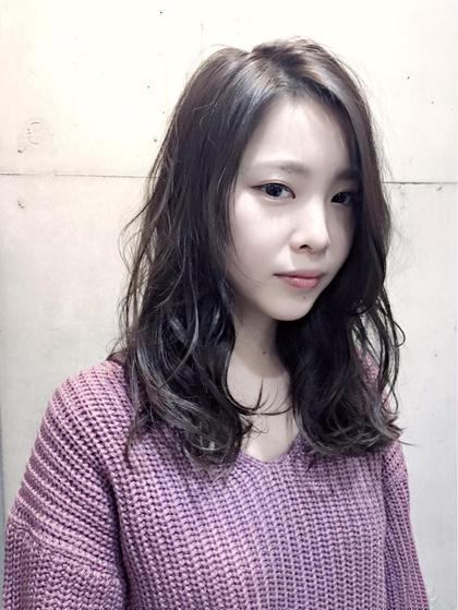 hair  salon  M所属・小西麻道のスタイル