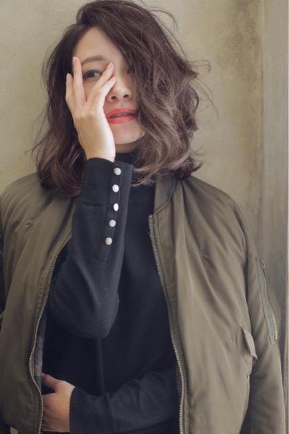 MA1ストリートカジュアル カラーリスト橋本裕貴のヘアスタイル・ヘアカタログ
