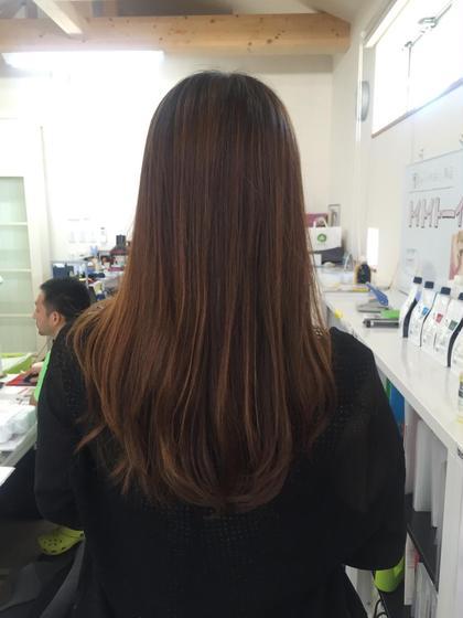 その他 カラー ロング 髪の毛のダメージを改善する商品の検証テストをするモデルさんを探しています。