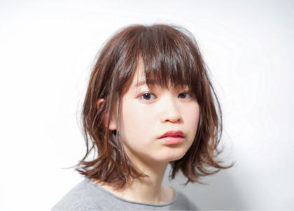 🎵前髪カット