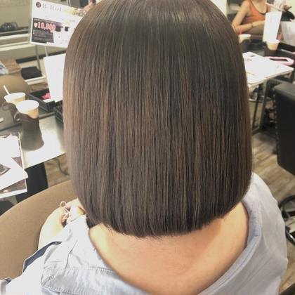 1日限定3名様⋈髪質改善✧エステカラー+カット