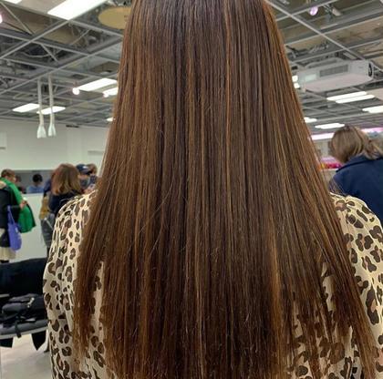 🌈美髪へ育つ✨髪のお悩み解決✨ もちうる艶Aujuaトリートメント➕コラーゲンパック➕ヘッドスパ