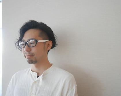 真っ白でいたい AZURA本荘所属・牧野友洋のスタイル