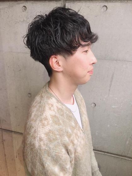 🦋 men's cut perm メンノン風お洒落ヘア minimo特別価格🦋