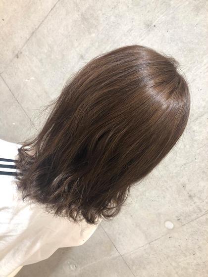 ☘️カット+4stepオージュアトリートメント 90分  ¥10890→¥8140