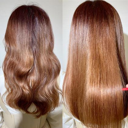 ❤️髪質改善しながら極上のリラックスを❤️透明感フルカラー+ヘッドスパ+oggiotto❤️リタッチ、黒染め可能