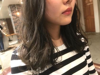 大人気⭐️color & 艶treatment