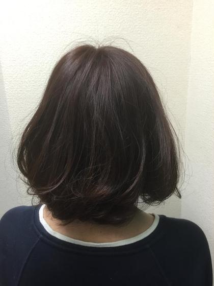 ゆるふわ nelle by green所属・片山大輔のスタイル