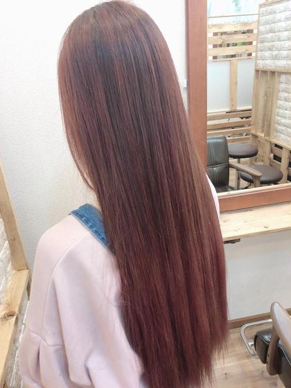 ピンクカラー see.L所属・近藤七海のスタイル