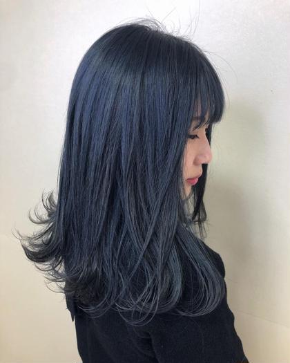 《 4月 限定クーポン!!》✨似合わせカラー +トリートメント✨#アオハル