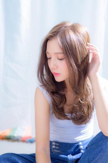 💫ブリーチ➕オンカラー(ロング料無)