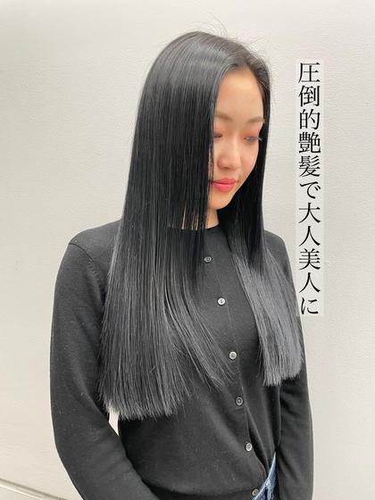 🉐平日のみ【髪質改善】✨オリジナル髪質改善トリートメント✨カット