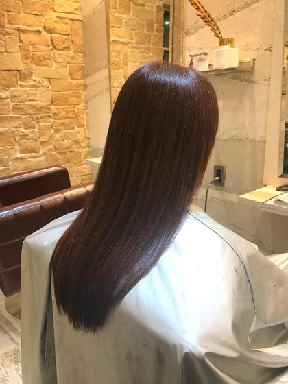 ⭐︎髪のざらつきが気になる方へ⭐︎髪質改善トリートメント&カット&炭酸泉