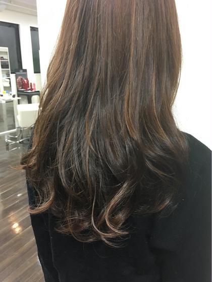 Cut+Highlight Color+Treatment