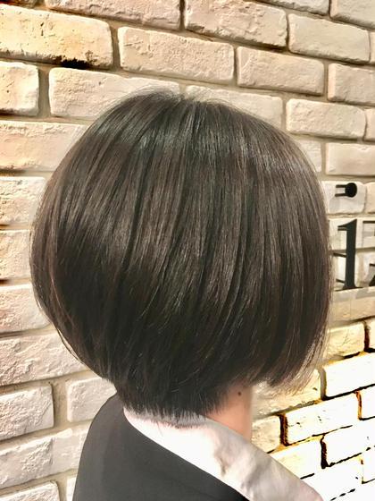irizo所属のouchimitsuruのヘアカタログ