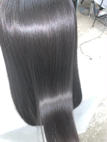 ✨SNS、TVで話題の本物の髪質改善✨カット+イルミナカラー+サブリミックトリートメント‼️