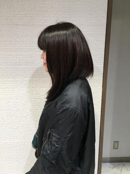 ファッションカラーのトーンダウン! ash三鷹店所属・谷口雄太のスタイル