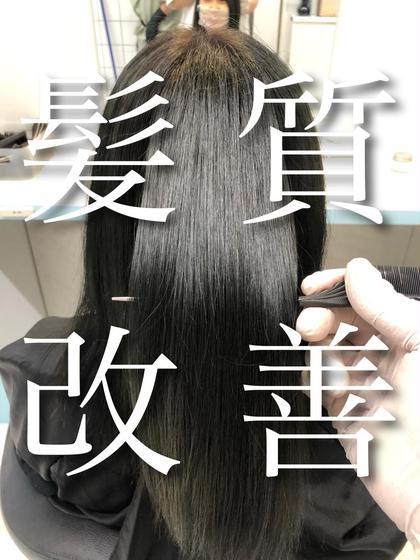 📺マツコ会議で話題😳髪質改善トリートメント✨髪の内部から補修し、あなた史上1番の髪質を保証します😁🔥ツヤツヤ🥰