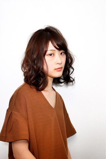 クールな感じで秋髪(^ν^) Hair salon Bi-ne所属・甲斐錬也のスタイル