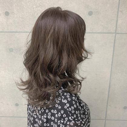 ★ご新規様限定★カット+カラー+集中ケアトリートメント◇新生活の前に扱いやすくおしゃれな髪へ💫