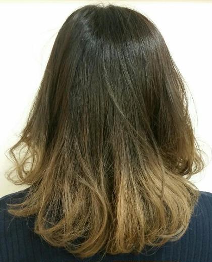 グラデーションカラー HAIR CLEAR GROW店所属・kishimotokotoneのスタイル