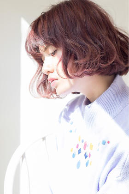 PROGRESS【プログレス】立川店所属・寺島伸のスタイル