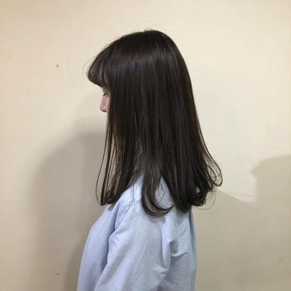 [全員]縮毛矯正+ミルボントリートメント付き☆