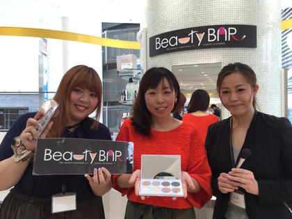 小顔に見える為のメイクテクニックのポイントをお伝えし、かなり喜んで頂けました!+゚。*(*´∀`*)*。゚+ Beauty  Bar所属・柳澤のスタイル
