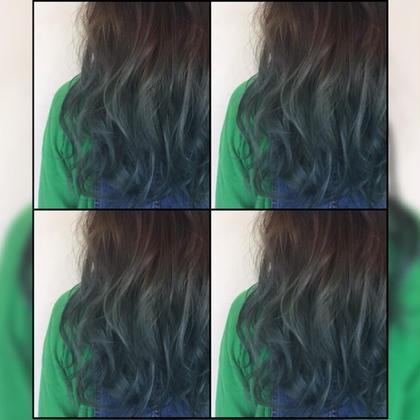 カラー マットグリーン