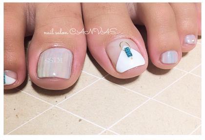 フットネイル nail salon CANVAS所属・※※※mireiのフォト