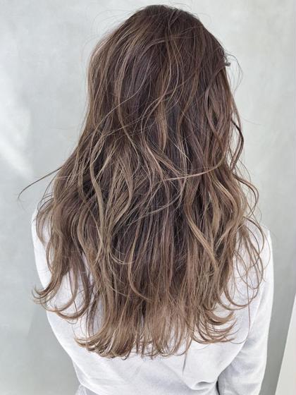 ⭐️ハイライト、 バレイヤージュ系color⭐️をご希望の方はまずはこちらお選び下さい💁♀️ 髪質みながら提案します