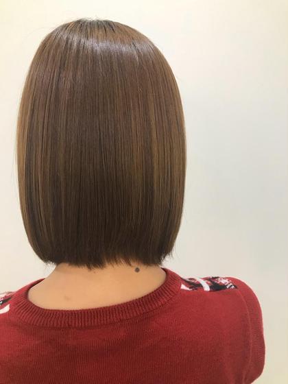 【爽快髪質改善】ヘッドスパ&トリートメント