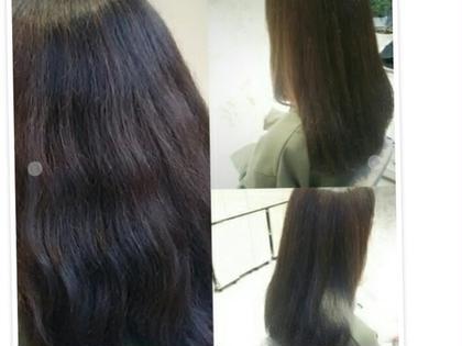 カラーは8lvのマット。ふわふわして猫っ毛でまとまらない!ナノスチームも使ったトリートメントで髪の内部の水分も補強してまとまる髪に!! お肌も保湿できます\(^-^)/乾燥した季節に\(^-^)/ add9所属・田辺健人のスタイル