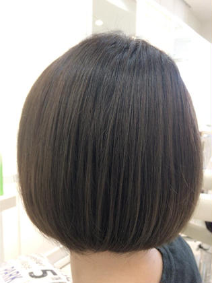 ✅【くせ毛が気になる方に⭕️】髪質改善トリートメントストレート