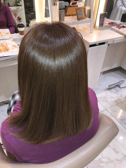 カット❌髪質改善カラー