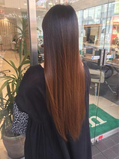 ✨⭐️1日3名様限定⭐️✨似合わせカット&髪質改善トリートメント