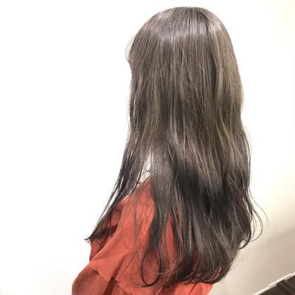 HairmakeNAKED所属・森田華未のスタイル