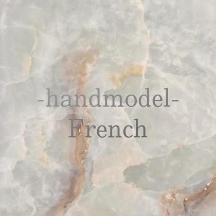 【hand】フレンチ💟